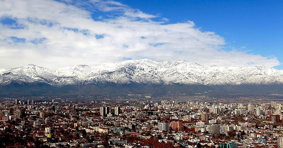 Santiago y cordillera