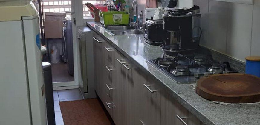 VENDE DEPTO EN ÑUÑOA CALLE VALPARAISO, UNIVERSIDAD CATOLICA